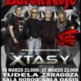 Este próximo fin de semana unen sus fuerzas Barón Rojo y Xtasy en dos únicos conciertos en el norte de la península. Los legendarios Barón Rojo están celebrando su gira […]