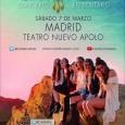 Todas las fotos realizadas en el concierto de Cimorelli celebrado en el Teatro Nuevo Apolo de Madrid el día 07/03/15 CLICKAR EN EL SIGUIENTE ENLACE https://www.flickr.com/photos/robertofierro/sets/72157650765738017/ #Cimorelli@Cimorelliband@nuevoapolo @LisaCim @DaniCim […]