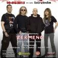 BARON ROJO + ZERMEÑO (10/04/2015) Baron Rojo – Heavy Metal http://www.baronrojo.net/ Zermeño – Heavy Rock https://www.facebook.com/pages/Zerme%C3%B1o/1501634446780500 Apertura de puertas 20h Entrada anticipada 17€ + gastos distribucion / Entrada taquilla 22€ […]