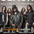 «Rock Fest On Tour!» el ciclo de conciertos de presentación de ROCK FEST BARCELONA, empieza su andadura presentando dos actuaciones muy especiales… SLASH Ft. Myles Kennedy and The Conspirators + Ciclonautas […]