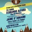 Viernes 24 Abril Inauguración ciclo Sound Camp FERNANDO ALFARO + JAIME G SORIANO Ochoymedio (Sala But) Nace el ciclo Sound Camp que tendrá lugar en Ochoymedio Club (Sala But)para ofrecer […]