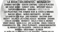 ¡NUEVAS CONFIRMACIONES! Mika, Nervo, We Have Band, La Pegatina, The Zombie Kids y muchos más!
