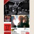 Persé actuará en Madrid el viernes 17 de abril. SALA COSTELLO Tras más de 10 conciertos por todo el país desde que comenzó su gira 2015 el pasado mes de […]
