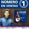 """Calum, el nuevo fenómeno del pop español ha conseguido con su primer álbum """"Hey Babe!"""" alcanzar el Nº1 en las listas oficiales de discos. Es el primer artista novel […]"""