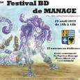 Mike Ratera en el Festival BD de Manage 2015 El artista es el autor del cartel del evento, que se celebra este sábado  Madrid, 22 de abril de 2015. […]