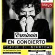 Primeras fechas de la gira de presentación de PRESIENTO EL nuevo disco de CIRILO ABRIL Sábado 18 – Valencia Iberia Festival www.iberiafestival.com Martes 28 – Madrid Sala Costello Club 21.00 […]