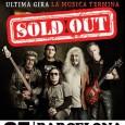 LOS SUAVES AGOTADAS LAS ENTRADAS EN BARCELONA  Los Suaves agotan –anticipadamente- las entradas para su próximo concierto en Barcelona (Sala Razzmatazz 1) previsto para el próximo Sábado 25 de […]