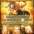 ROCK GODDESS Madrid Sala Independance 11/04/2015 La banda femenina de culto de la New Wave Of British Heavy Metal, Rock Goddess, hace un par de años anunció su vuelta a […]