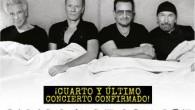 La giraiNNOCENCE + eXPERIENCE Tour 2015 de U2continúa agotando localidades en Europa y Norteamérica. Tras agotar los conciertos de los días5, 6 y 9 de Octubre, la demanda para ver...