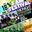 CONCIERTO CANCELADO El 18 de Junio habrá #FanFestival en MADRID. Tendrá lugar en el Nuevo Teatro Alcalá. Los artistas confirmados son: Midnight Red, Mario Jefferson, Crítika y Sáik y Carlos […]