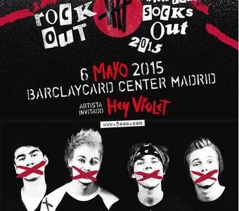 Todas las fotos realizadas en el concierto de  5 Seconds Of Summer celebrado en el Barclaycard Center de Madrid el día 06/05/15 CLICKAR EN EL SIGUIENTE ENLACE https://www.flickr.com/photos/robertofierro/sets/72157652417963892/ #ROCKWITHYOURSOCKSOUTTOUR@Luke5SOS...