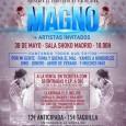 Magic Magno en concierto || Sala Shoko Sala Shoko – 18.00h Calle Toledo, 86 Grupos: Magno Precio: 12€ anticipada / 15€ taquilla 50 Entradas V.I.P.: 50€ + gastos de distribución […]