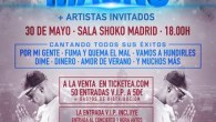 Magic Magno en concierto || Sala Shoko Sala Shoko – 18.00h Calle Toledo, 86 Grupos: Magno Precio: 12€ anticipada / 15€ taquilla 50 Entradas V.I.P.: 50€ + gastos de distribución...