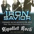 La mítica banda alemana de heavy metal Iron Savior con casi 20 años de historia a sus espaldas estará presentando su último disco de estudio «Rise Of The Hero» en […]