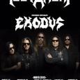 Testament / Exodus / Unearth / Cannibal Corpse proximas giras de Frontline