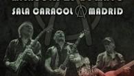 """WISHBONE ASH Madrid Sala Caracol 27/05/15 Con la excusa del cuadragésimo quinto aniversario de la banda y con un nuevo disco bajo el brazo, el correcto """"Blue Horizon"""", el incombustible..."""