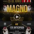 Desde Spryred Promoters & Managers nos presentan la entrevista que realizaron al cantante Magic Magno previo al concierto que dio en Gijón (Asturias) el pasado mes de Marzo. En esta […]