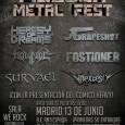 Survael formará parte del cartel del Mezcla Metal Fest que se celebrará el 13 de Junio en la We Rock de Madrid La banda de Viking Metal Survael, que se […]