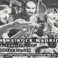 """Una de las bandas más representativas y emblemáticas del Rock Stoner americano, The Midnight Ghost Train, se encuentra en Europa de gira presentando nuevo álbum titulado """"Cold Was The Ground"""" […]"""