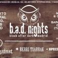 La visita de los norteamericanos Rise Against, junto con la confirmación de Berri Txarrak, inaugurará las Black After Dark (B.A.D.) Nights, un certamen, de ciclo mensual, que reunirá a tres […]