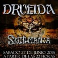 El 27 de Junio enFuzz Factory(Murcia) y el 3 de Julio enLa Calle Musicde Alzira (Valencia) tendremos alicantinosDrueidapresentando su nuevo trabajo. Si eres fan del buen Heavy Metal y Power […]