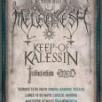 """MELECHESH + KEEP OF KALESSIN + TRIBULATION + EMBRYO Madrid Sala Caracol 18/05/15 Primera incursión de los """"exóticos"""" Melechesh como cabezas de cartel a la capital, que no visita puesto […]"""