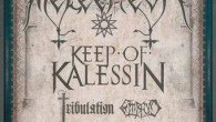 """MELECHESH + KEEP OF KALESSIN + TRIBULATION + EMBRYO Madrid Sala Caracol 18/05/15 Primera incursión de los """"exóticos"""" Melechesh como cabezas de cartel a la capital, que no visita puesto..."""