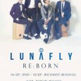 Lunafly  4.09.2015 Madrid -Spain @ Sala Caracol Billetterie http://www.kanzenmusic.com/# >> VIP: EARLY ENTRY+FREE POSTER+MEET&GREET + ACCESS TO 2 SONGS OF THE SOUNDCHECK Meet & Greet takes place after the concert. […]