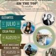 Elefantes, Celia Pallí y Lucas Masciano & Rebeca Jiménez actuarán en julio y agosto en esta primera edición del ciclo, que tendrá lugar en el barcelonés Hotel Gallery 1a. Edición […]