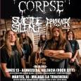 CANNIBAL CORPSE   SUICIDE SILENCE (julio 2015) No sabemos si Cannibal Corpse son la banda de death metal más grande del mundo pero lo que sí es cierto es que […]