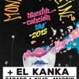 OFERTA EXCLUSIVA 2X1 Atención, oferta exclusiva para todos los que queráis asistir al concierto que ofreceran El Kanka y Monsieur Perine en Madrid el próximo sábado 4 de julio en […]