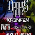 Eventazo en laSala Faxde Madrid el próximo 18 de Septiembre. Contaremos con las actuaciones deDonuts hole(Barcelona), que pisan Madrid tras su actuación con MORE THAN A THOUSAND. Los renovadosKrenfen, […]