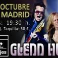 Glenn Hughes, considerado por muchos como la voz del Rock y una de las grandes leyendas vivas de la historia del Hard Rock, regresa a Madrid tras mas de cinco […]