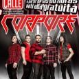 Desde Zaragoza llega una de las bandas más potentes de los últimos años en la escena metal de nuestro país.Corporesacan nuevo álbum, y se lanzan en una gira nacional sin […]