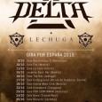 La banda chilena Delta visitan por primera vez nuestro país este mes de Octubre. Recorrerán la península haciendo un total de 10 fechas por todo el país. La banda, con […]