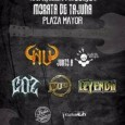 LEYENDA estarán presentes en la 9ª edición del Tajuña Rock el 12 de Septiembre Novena edición ya del festival Tajuña Rock, que se celebrará el 12 de Septiembre en la […]