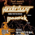 """MAVERICK VANDERBUYST+ Sala WE ROCK 12 Septiembre 15´  MAVERICK live WE ROCK Sábado 12 Septiembre 2015 Maverick estarán realizando su presentación en Madrid y estreno de su EP """"Break […]"""