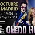 GLENN HUGHES featuring DOUGH ALDRICH + Jared James Nichols SÁBADO 10 DE OCTUBRE DE 2015 SALA ARENA – MADRID  Glenn Hughes, considerado por muchos como la voz del Rock […]