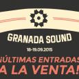 Horarios y últimas entradas a la venta para el festival Granada Sound!!! http://www.granadasound.com/entradas/