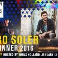 Álvaro Soler, anunciado como ganador de los European Border Breakers Awards (EBBA) 2016 en la categoría pop, rock y electrónica Esta mañana, en los estudios de Los 40 Principales de […]