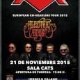 """X-Ray, Sun On Concert & R.M. Concert Promotions presentan: EUROPEAN CO-HEADLINE TOUR 2015 Los míticos británicos FM, una de las mejores bandas del AOR britanico liderados por la """"Voz"""" Steve […]"""