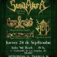 SUIDAKRA + PIMEÄ METSÄ + INCURSED + HEID Madrid Sala We Rock 24/09/15 He estado haciendo memoria y no recuerdo haber visto a los germanos Suidakra encabezar ninguna gira por […]