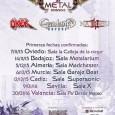Arranca una de las giras más esperadas del año: Damas de Metal, con dos de las bandas más en forma del rock de este país, Oker y Guadaña. Ambas formaciones […]