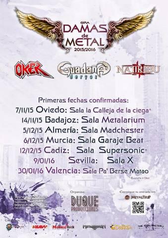 guadaña tour 2015