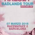 HALSEYENCONCIERTOEL7 DEMARZOENBARCELONA ¡Única fecha en España! 7 MARZO 2016 SALARAZZMATAZZ 2 BARCELONA El 7 de marzo, la nueva estrella del pop norteamericano ofrecerá en la sala Razzmatazz 2 de Barcelona […]