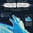 U18España anuncia los conciertos de Tonight Alive en febrero! 02/02/2016 Sala Cats #Madrid 03/02/2016 Sala Apolo #Barcelona Con MILK TEETH como banda invitada! Pronto os ampliaremos las info