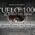 El Vuelo Del Fénix celebra su programa mil con una fiesta-concierto: Gritando en Silencio, Kutxi Romero, Opera Magna, Somas Cure y Whisky Caravan Sala Cats (Madrid) – 26.11.2015 El mítico […]