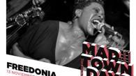 Freedonia Sala Arena 13 de Noviembre 2015 Hablar de FREEDONIA es sin lugar a duda de hablar de uno de los grupos referentes del soul nacional, una banda que consigue […]