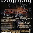 El próximo sábado, 21 de noviembre, tendrá lugar entre las paredes de la sala Salamandra 2 un concierto irrepetible. Tras dos años sin pisar tierra catalana, DÜNEDAIN vuelven para presentar […]
