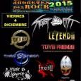 LEYENDA participará en el Festival de Juguetes del Rock de Madrid LEYENDA será una de las bandas que participe en el I Festival Juguetes del Rock 2015, que se va […]
